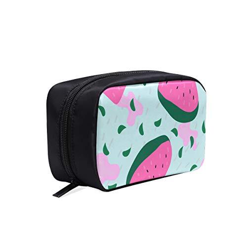 Fun Cosmetic Bags Fashion Beautiful Fruit Watermelon Fashion Wash Bag Cosmetic Bag For Travel Girl Makeup Bag Cosmetic Bags Multifunction Case Simple Toiletry Bag