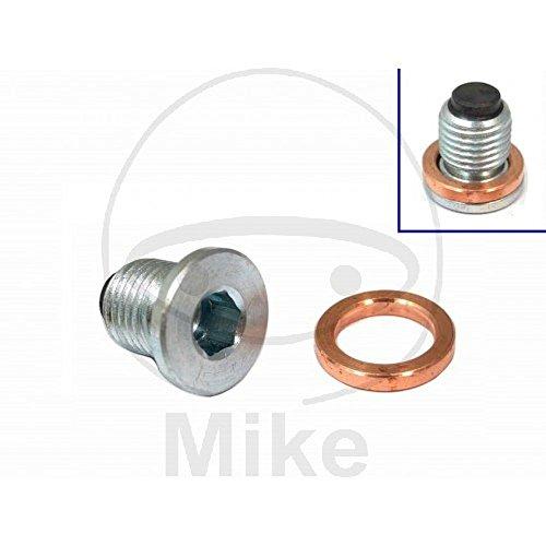 Ölablassschraube mit Magnet und Dichtring 14 X 1,50