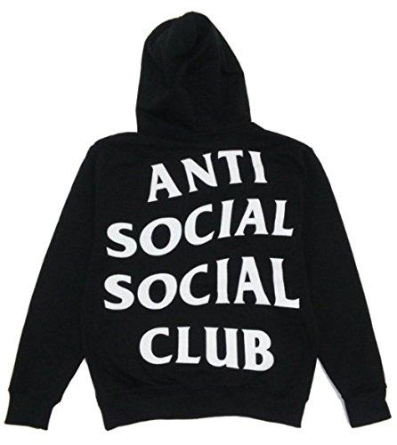 Sudadera con capucha anti social social club (pequeña)