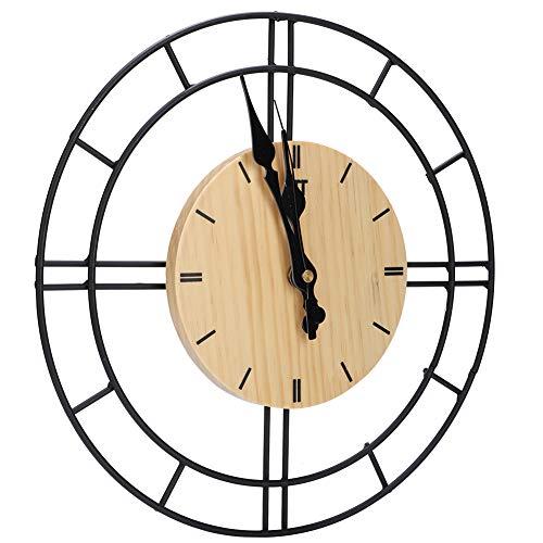 Eosnow Reloj de casa, Reloj de Tiempo puntual para Pasillo para Oficina para Sala de Estar para Estudio