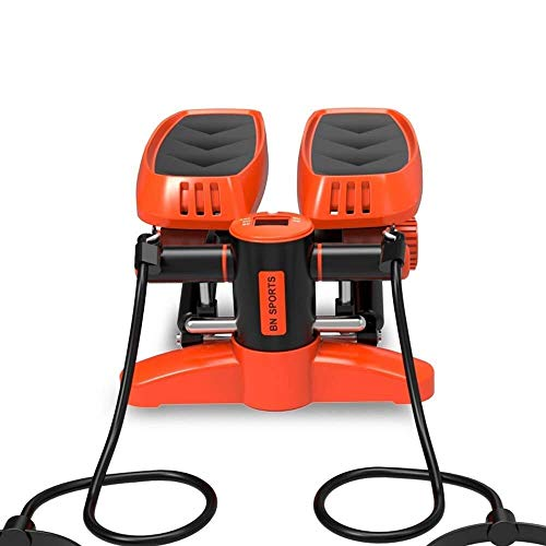 QTDH Trap Stappentrainer Oefening Stap Platform Aerobic Workout Toon uw billen, benen, dijen, taille & meer | Eenvoudige opname van uw Oefening Data