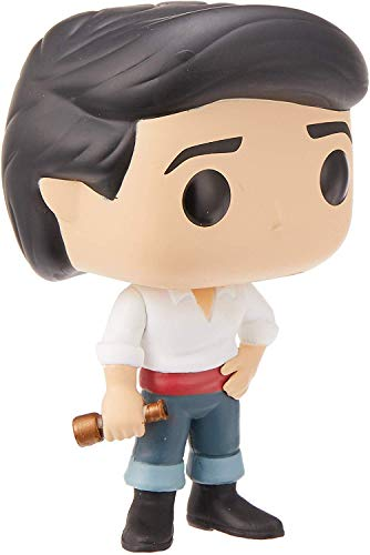 Pop! Figura de Vinilo: Disney: Little Mermaid - Prince Eric