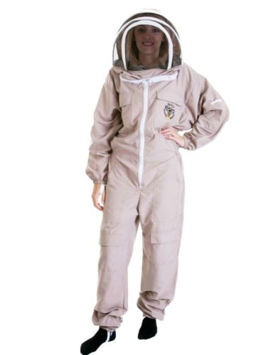 léger Buzz Simonthebeekeeper Suit – Couleur Latte. Extra Large