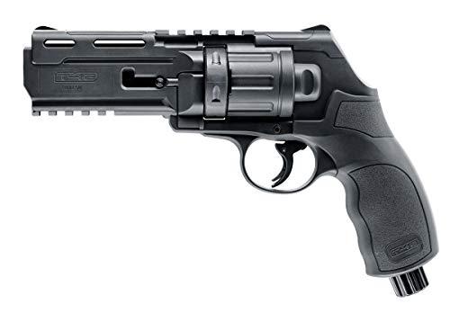 Umarex T4E TR50 Revolver .50 Caliber Training Pistol Paintball Gun Marker, Black