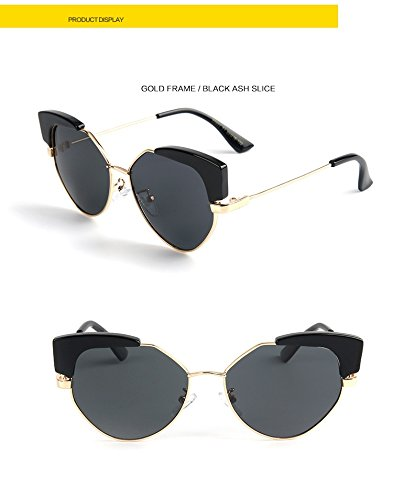 Zonnebril voor kinderen, zonnebril, kattenoog, modieus, zonnebril, polaroïde zonnebril, voor kinderen, meisjes en kinderen, spiegel UV400