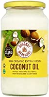 Coconut Merchant Organic Coconut Oil 1L | Extra Virgin, Raw, Cold Pressed, Unrefined | Ethically Sourced, Vegan,...