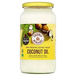 🥥 100% NATURAL & ORGANIC - Made from organic coconuts, our coconut oil is extracted using Cold Pressing, to help keep in the goodness. This means it is still raw (kept below 46C). It is kept premium by using only Extra Virgin coconut flesh, and free ...