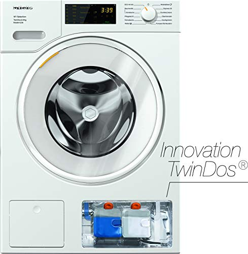 Miele WSD 663 WCS ModernLife Frontlader Waschmaschine / 8 kg / automatisches Dosiersystem - TwinDos / Miele@home / Vorbügeln / Kapseldosierung - CapDosing / Watercontrol-System / 1400 U/min / A+++