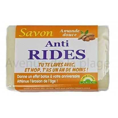 tonnerre Lot DE 3 Savons Humoristique Anti Rides