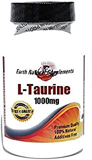 L-Phenylalanine 500mg * 200 Capsules 100% Natural - by EarhNaturalSupplements