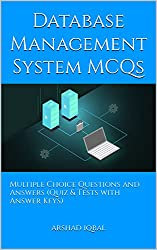 Database Management System MCQ Download (588 MCQs)