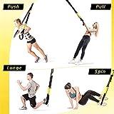 Zoom IMG-1 intey suspension training bande elastiche