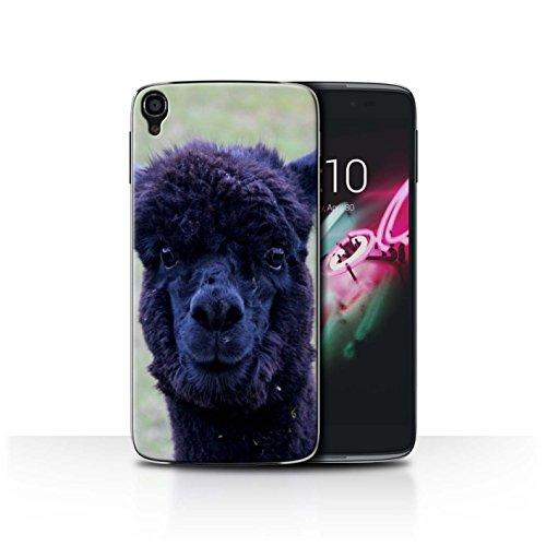 STUFF4Phone case/cover/Skin/ALCIDL355/sud America alpaca Collection Black Fur