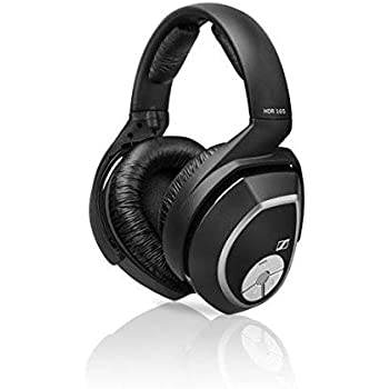 Amazon Com Sennheiser Hdr 165 Accessory Rf Wireless Headphone For Rs 165 System Home Audio Theater