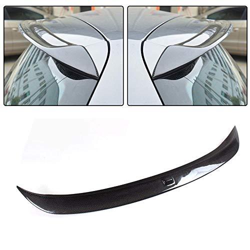 JCSPORTLINE Für Golf 6 MK6 Base Harchback 2010-2013 Carbon Heckspoiler Dachspoiler Flügel Auto tuning Spoiler.