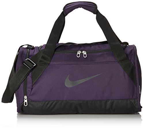 Nike, Borsone sportivo Brasilia 6, Viola (Purple Dynasty/Black), 50 x 25 x 5 cm, 5 l