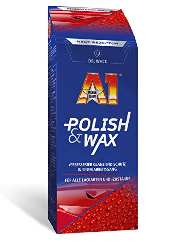 Dr. Wack - A1 Polish & Wax, 500 ml (#2650)