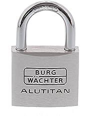 Burg-Wächter Duo 770 20 26 SB Hangslot, set van 2, 3,5 mm beugeldikte, 4 sleutels, 4 sleutels
