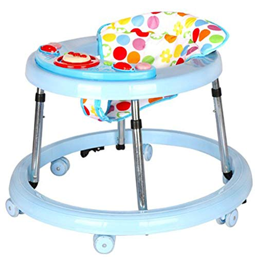 RANRANHOME Baby Walker, Safety 1st à Vos Marques, prêt, partez! 6-12 Mois / 3,7 kg,Blue