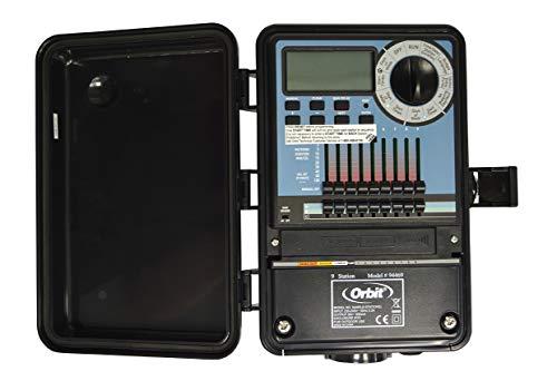 Orbit 944699Station Outdoor Slide Controller, Nero, 10.35x 20.51x 25.5cm