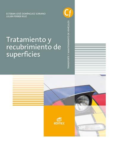 Tratamiento y recubrimiento de superficies (Ciclos Formativo