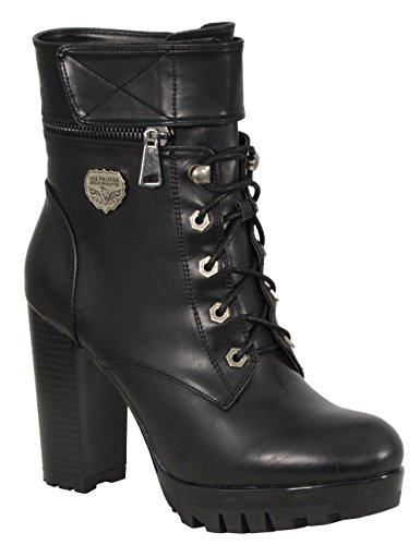 Milwaukee Performance Women's Lace To Toe Boots with Double Height Option