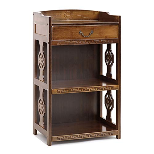 Bookcases Cabinets, Racks & Shelves Solid Wood Antique Lockers Creative Drawer Office Free Combination Written Sundries Children's Reading Racks The Best Gift