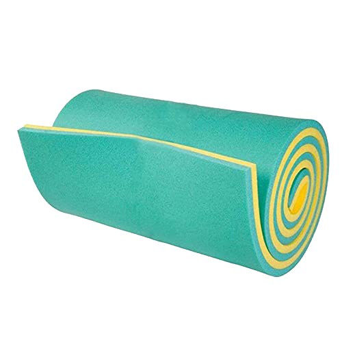chiwanji Swim Pool Water Float Mat Floating Pad Kid Blanket Cushion, The Best Gift Summer Toy for Children, Brings You Endless Joy and Wonderful Time - Green