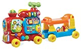 VTech Baby Push & Ride Alphabet Train Children Play Walker Multi Coloured