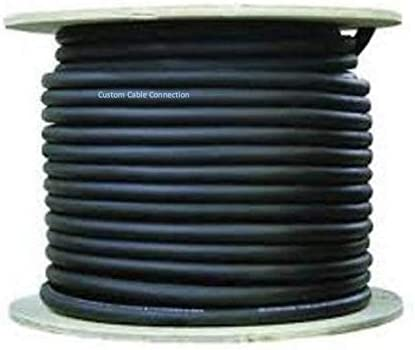Custom Cable Connection 16//3 SOOW 16 AWG 3 Conductor 600 Volt Portable Power Cable 250 Foot Spool