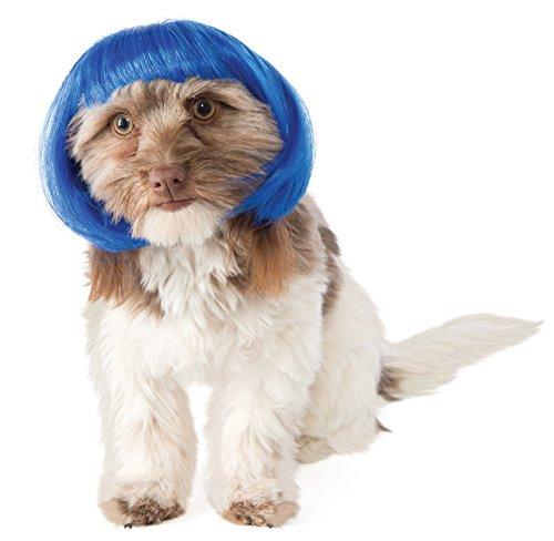 Rubie's Blue Bob Dog Wig