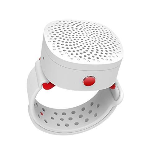 QAR draadloze Bluetooth-luidspreker voor buiten, afneembaar, met mini-audio-subwoofer, draagbaar, geluid