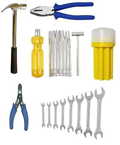 Inditrust Hand Tool Kit, Set of 20 Pieces