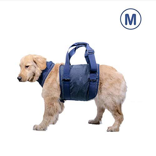 Elementral Haustier Hund Zugseil Hebegeschirr Hilfsgürtel Verletzung Rehabilitation Gürtel Ältere Sicherheit Gehen Pet Supplies