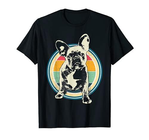French Bulldog Vintage Style T-Shirt Gift Idea