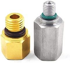 Towing Planet Pressure Oil Rail Adapters Leak Test Kit for Ford 6.0L Powerstroke Diesel