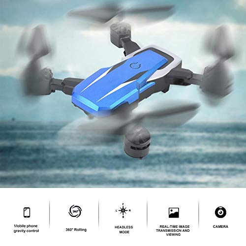 Yencoly Helicopter for Kids,Folding WiFi HD Camera...