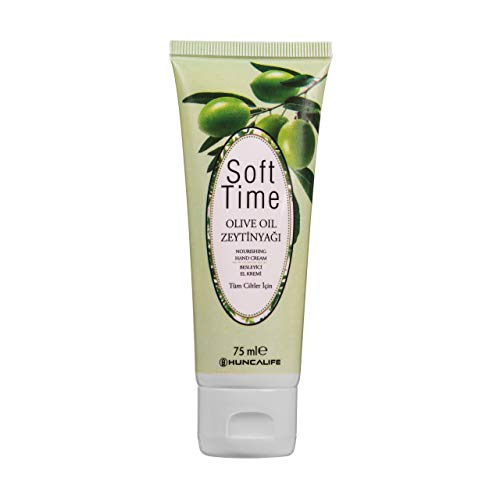 HUNCA Olive Oil Nourishing Hand Cream 75 ML | FREE UK DELIVERY