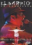 El Barrio En Concierto (Palacio Vistalegre-Madrid) DVD + CD