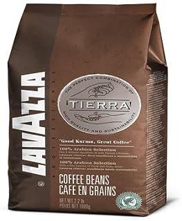 Lavazza Tierra Intenso - Whole Bean Espresso, 2.2-Pounds