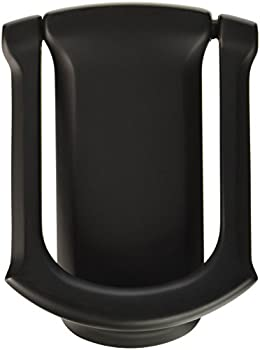 Baldwin 0105190 Tahoe Door Knocker, Black