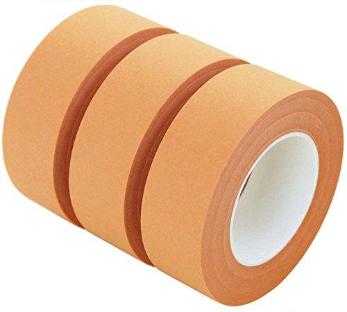 プリントインフォームジャパン gnotes ロールふせん ロルフ 巾15mmx10m巻 リフィル 【3巻入】 (オレンジ)