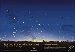 Star and Planet Almanac 2003: A Monthly Guide to the Sky at Night