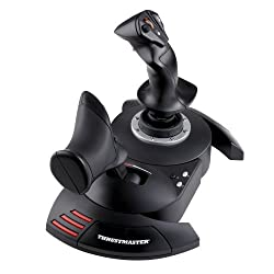 Includes T Flight Hotas X (Joystick for PC/PS3 ) and Tom Clancy's HAWX 2 (PC Game) Take the seat of an American HAWX pilot, a British RAFofficer or a Russian pilot With a joystick with detachable throttle control and preconfigured functions Take part...