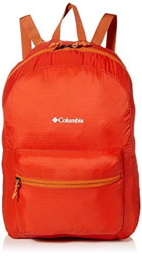 Columbia Unisex Rucksack, leicht, verstaubar, 21 l, Flame, Einheitsgröße