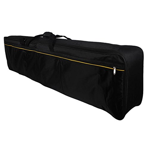 Fantastic Deal! Almencla 88-key Electric Piano Organ Gig Bag Case for Electronic Keyboards