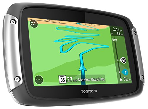 TomTom Rider 400 Portable Motorcyle GPS - Motorcycle...