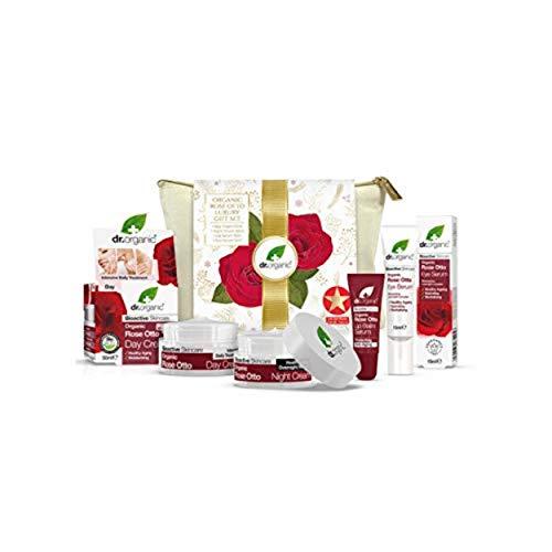 Dr. Organic Pack Regalo Rosa De Damasco 1 Unidad 300 g