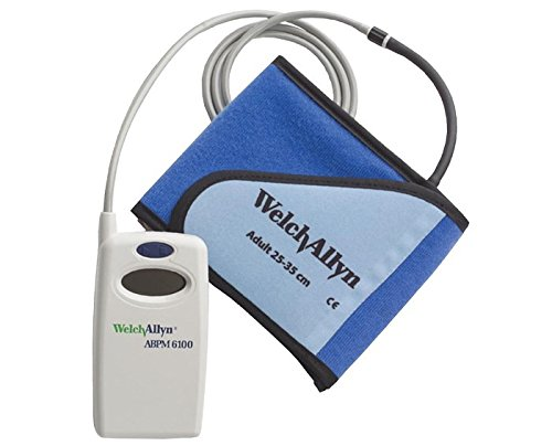 Welch Allyn abpm-6100s Ana Wiz LTD Blutdruckmessgerät mit Cardio perfekt Software
