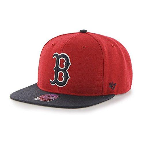 47 Brand - Casquette De Baseball Mixte - Rouge - Taille Unique